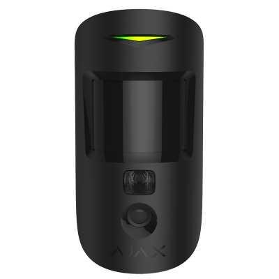 Беспроводной комплект сигнализации Ajax StarterKit Cam black